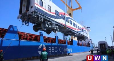 وصول دفعة جديدة لركاب السكك الحديدية