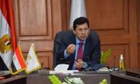 وزير الشباب والرياضة يشهد فعاليات الرياضة الآمنة