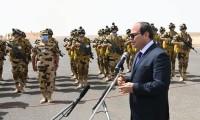 السيسي محذرًا أمن مصر خط أحمر