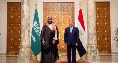 السعودية تلعن تضامنها مع مصر