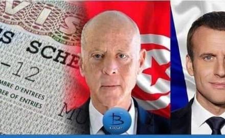 رئيس تونس في زيارة عاجلة لفرنسا