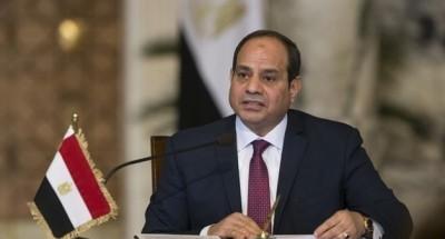 السيسي: تفعيل الإرادة الحرة للشعب الليبي هو هدف أساسي للجهود المصرية