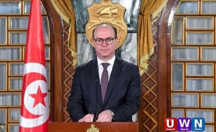 """رئيس الوزراء التونسي يتهم """"النهضة"""" بتقويض الاستقرار"""