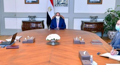 الرئيس يوجه بأن تصبح الطرق الجديدة بمثابة شرايين تنمية وحياة للمواطنين