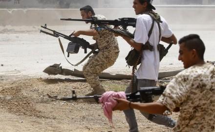 عاجل .. حكومة الوفاق الليبية تحشد قواتها قرب سرت