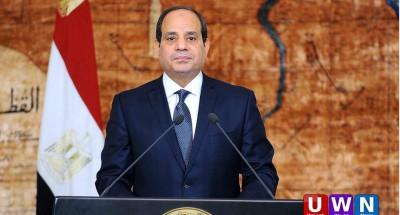 الرئيس السيسي مؤكدا على الثوابت المصرية بشأن سد النهضة: نرفض اي اجراء احادي يمس الامن المائي المصري