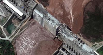 إثيوبيا تعلن انتهاء المرحلة الأولى من ملء خزان سد النهضة