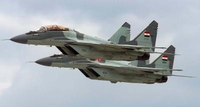 تقرير .. القوات الجوية المصرية تسيطر علي سماء الشرق الأوسط
