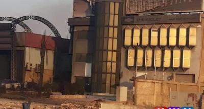بالصور .. الحماية المدنية تسيطر على حريق طريق مصر الإسماعيلية الصحراوي