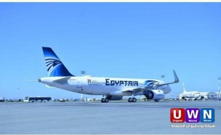 """انضمام طائرة سابعة من طراز """"إيرباص A320 Neo"""" لأسطول مصر للطيران"""