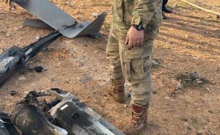 الجيش الوطني الليبي يعلن إسقاط طائرة استطلاع تركية غربي سرت