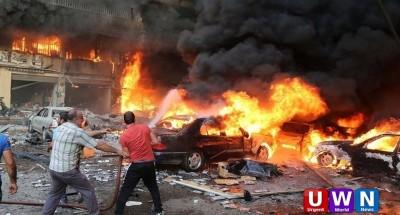 عاجل .. انفجار جديد يضرب إيران