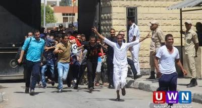 الإفراج عن 2130 سجينا بمناسبة ذكرى ثورة 23 يوليو وعيد الأضحى