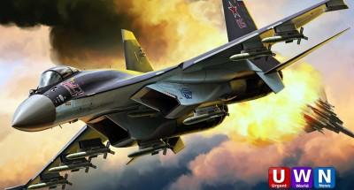 """عاجل .. تجهيز الدفعة الأولى من مقاتلات """"سوخوي 35"""" إلى مصر (صور)"""