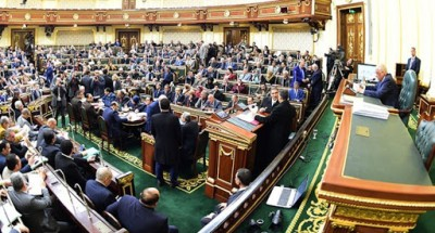 البرلمان يوافق على تعديل قانوني ضريبة الدمغة والضريبة على الدخل
