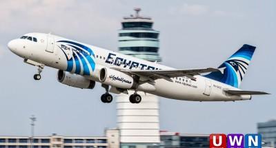 """غدا.. """"مصر للطيران"""" تسير 30 رحلة لنقل 2500 راكب إلى 25 وجهة"""