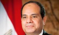 السيسي يلتقي رئيس الوزراء الكويتي بالعاصمة العراقية بغداد