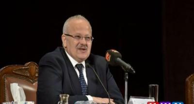 الخشت: أعلنا نتائج معظم كليات جامعة القاهرة والباقى نهاية اغسطس