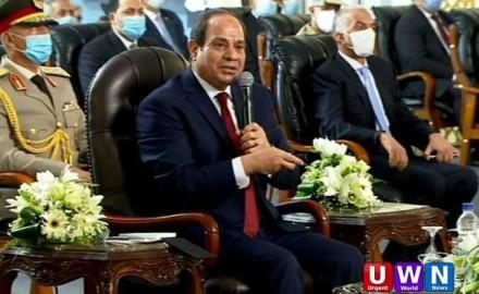 السيسي:مصر لن تتوقف عن اتخاذ كافة الإجراءات الاحترازية لمواجهة كورونا