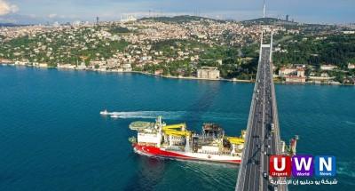 عاجل .. تركيا تمدد مهمة التنقيب عن الغاز في المتوسط