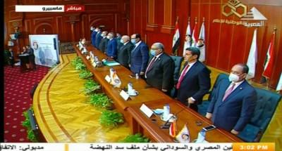 """رئيس """"الوطنية للانتخابات"""": 14.23% نسبة المشاركة في انتخابات الشيوخ"""