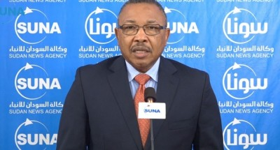 عاجل.. إقالة الناطق الرسمي لوزارة الخارجية السودانية