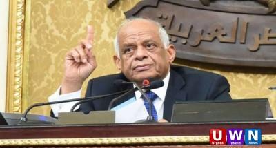 عبد العال: قانون تقسيم الدوائر الانتخابية يحتاج لتغليب المصلحة العامة