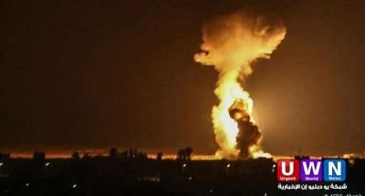 غارات إسرائيلية على مواقع لـ«حماس» في غزة