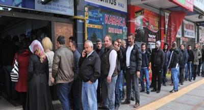 أخبار العالم | ارتفاع البطالة في تركيا لـ 4. 13% بيونيو