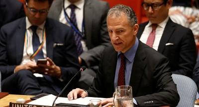 السفير الأمريكي: الولايات المتحدة تفخر بشراكتها مع مصر حكومةً وشعباً