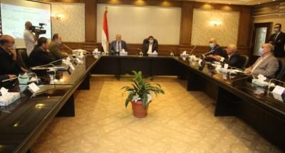 وزير الشباب يتابع مستجدات استضافة مصر لمونديال اليد2021