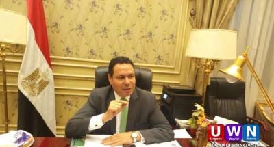هشام الحصري: الإقبال على التصالح في مخالفات البناء رسالة تأييد للسيسي