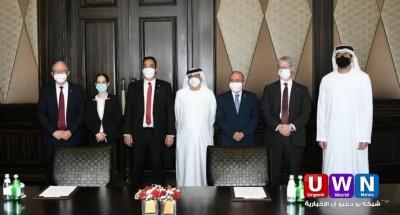 الإمارات وإسرائيل تتفقان على إنشاء لجان ثنائية للتعاون في القطاع المصرفي والمالي