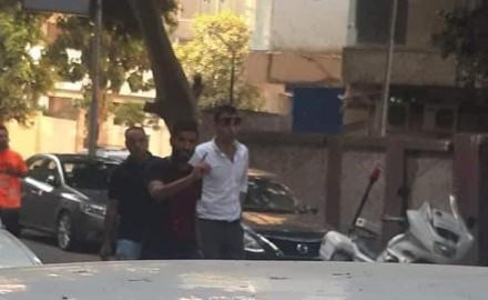عاجل .. القبض على لاعب الأهلي صالح جمعة بالزمالك