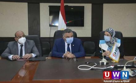 بروتوكولا بفائدة 5% متناقصة لنقل الورش لمدينة الحرفين بالبحر الأحمر