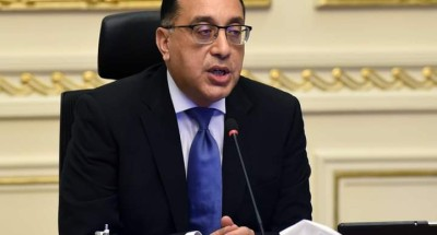 برئاسة الدكتور مصطفى مدبولي رئيس مجلس الوزراء في اجتماع مجلس الوزراء رقم (107)