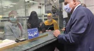 راشد يؤكد 30 سبتمبر آخر موعد لتقديم طلبات التصالح في مخالفات البناء
