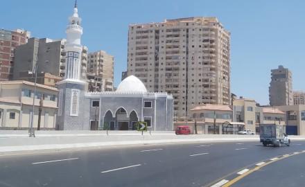 افتتاح 7 مساجد على محور المحمودية بالاسكندرية