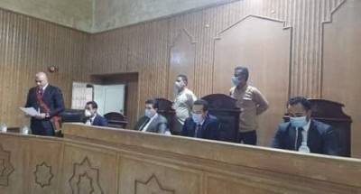 الحكم على قاتل بنت عمه بكفر الدوار