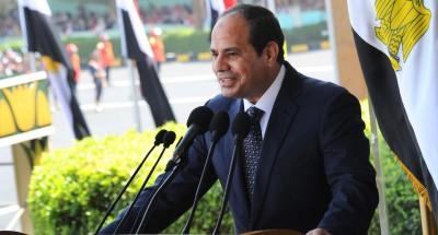 """السيسي: """"لا يمكن لأي عدو خارجي أن يعتدي على مصر"""""""