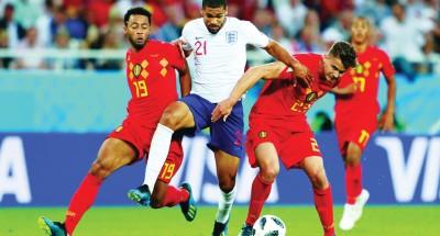 بث مباشر مباراة إنجلترا وبلجيكا اليوم في دوري الأمم الأوروبية .. شاهد bein sports HD