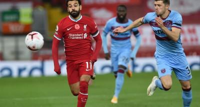 «محمد صلاح» يقود ليفربول لفوز صعب على «ويست هام» في الدوري الإنجليزي