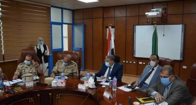 محافظ المنيا: استمرار اعمال فرز الاصوات بعد اغلاق جميع لجان الاقتراع