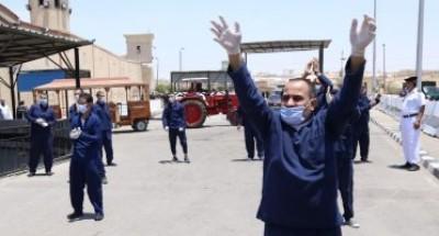 وزارة الداخلية تعلن الإفراج عن 2081 من نزلاء السجون