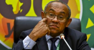 """عاجل .."""" أحمد أحمد"""" رئيس الكاف يتعرض للإصابة بفيروس كورونا"""