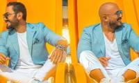 """""""اختراع"""" لتامر حسني يحقق نسب مشاهدة قياسية على """"تيك توك"""""""