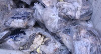 ضبط 2 طن من اللحوم والدواجن غير صالحة للإستخدام الآدمي بالفيوم