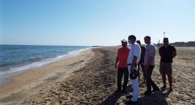 """""""التنمية المحلية"""": غلق مصيف بلطيم أمام الزائرين بكفر الشيخ"""