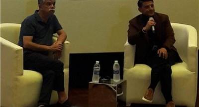 """تكريم الفنان المغربي """"سعيد تغماوي"""" ضمن فعاليات مهرجان «الجونة السينمائي الدولي»"""