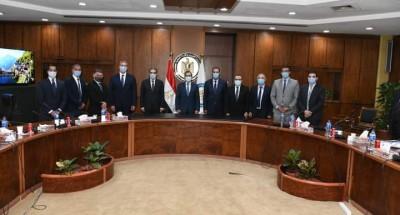 """""""بوابة مصر للاستكشاف والإنتاج"""" نقلة نوعية لزيادة جذب الاستثمارات"""